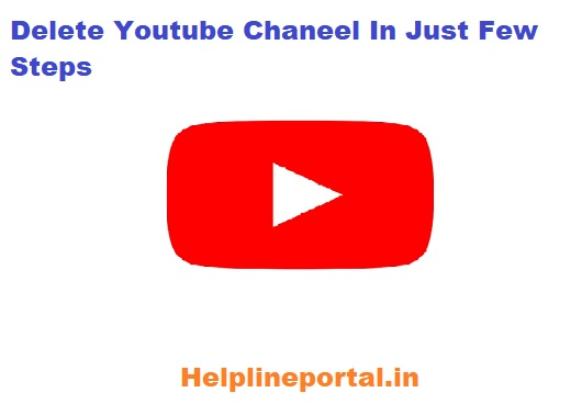 How To Delete Youtube Channel - Step By Step Guide to Delete or Deactivate Youtube Channel 2021. Delete Your Channel on Youtube App in Just Few Steps.