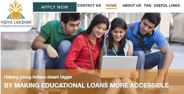 Vidyalakshmi Portal Login - Online Application Form Education Loan Complaint Status,Helpline Number