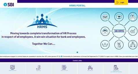 [www.hrms.onlinesbi.com] SBI HRMS Pension Portal 2021 - Login, Pensioner Salary Slip, Registration Process, Transaction History PDF Download