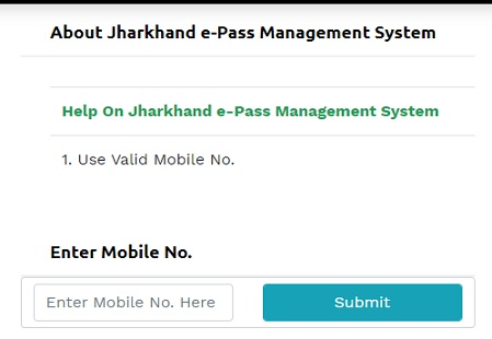 [epass jharkhandtravel.nic.in] Jharkhand E Pass 2021 - Apply Online Registration, Login, App Download, Rules at Jharkhand epass.nic.in.