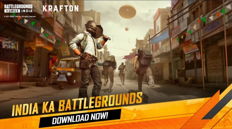 [BGMI] Battlegrounds Mobile India APK Download - India Release Date, Gameplay, Launch Date, APK Size, Early Access Link at Official Website