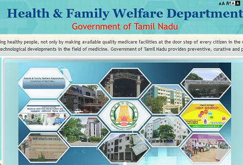 [tnhealth.tn.gov.in] Tamil Nadu Paramedical Admission 2021-22 - Online Application Form, Notification, Counselling Date