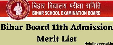 [www.ofssbihar.in] OFSS Bihar Merit List 2021 - Student Login, 11th Intermediate Admission PDF List Download