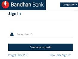 Bandhan Bank Net Banking Login - Online Corporate Banking, Personal Loan, Customer Care