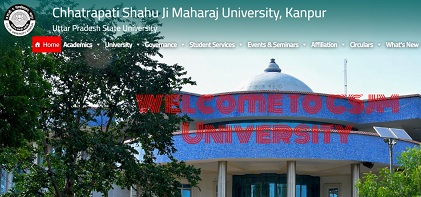 [kanpuruniversity.org] CSJMU Kanpur University Admission 2021-22 - Application Form, Last Date, Merit List, Counselling Date