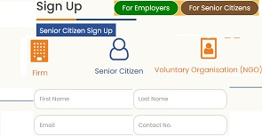 SACRED Senior Citizen Job Portal 2021 - Registration, Apply Online, Login For Jobs at Home